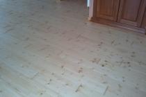 Renovierung Holzboden
